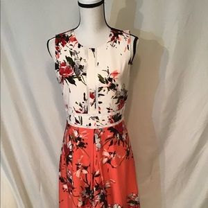 Carl Lagerfeld Paris Floral dress
